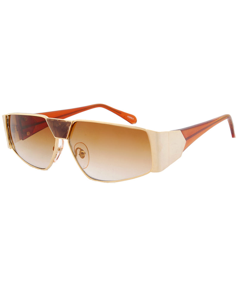 sol gold sunglasses