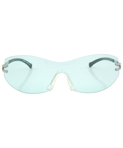 sonic green sunglasses