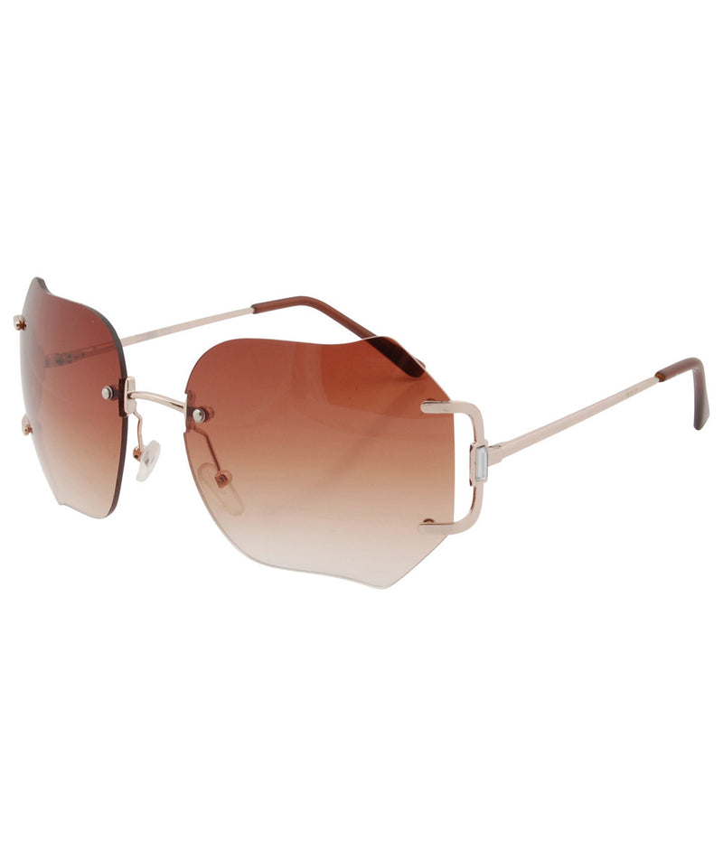sooky brown sunglasses