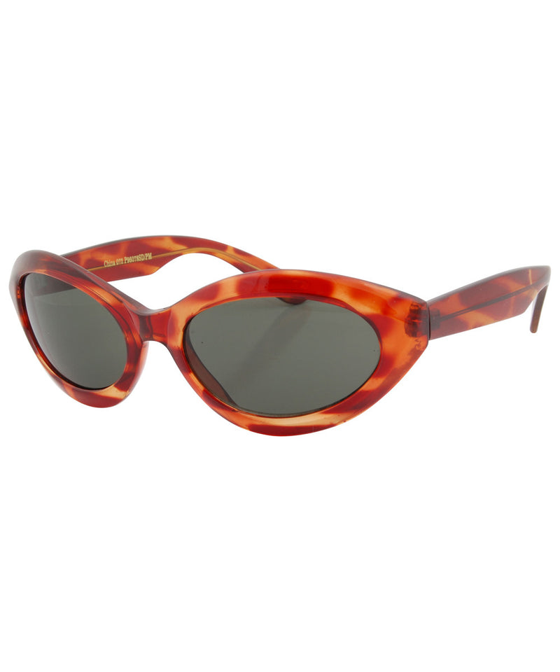 spaced tortoise sunglasses