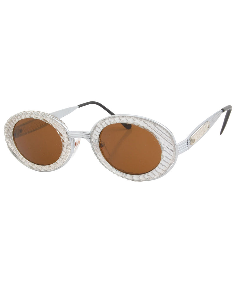 spaceland brown sunglasses