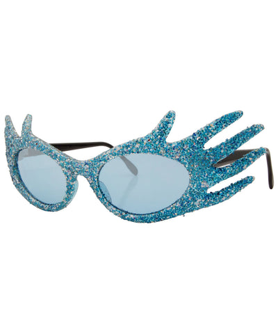 specialness blue sunglasses