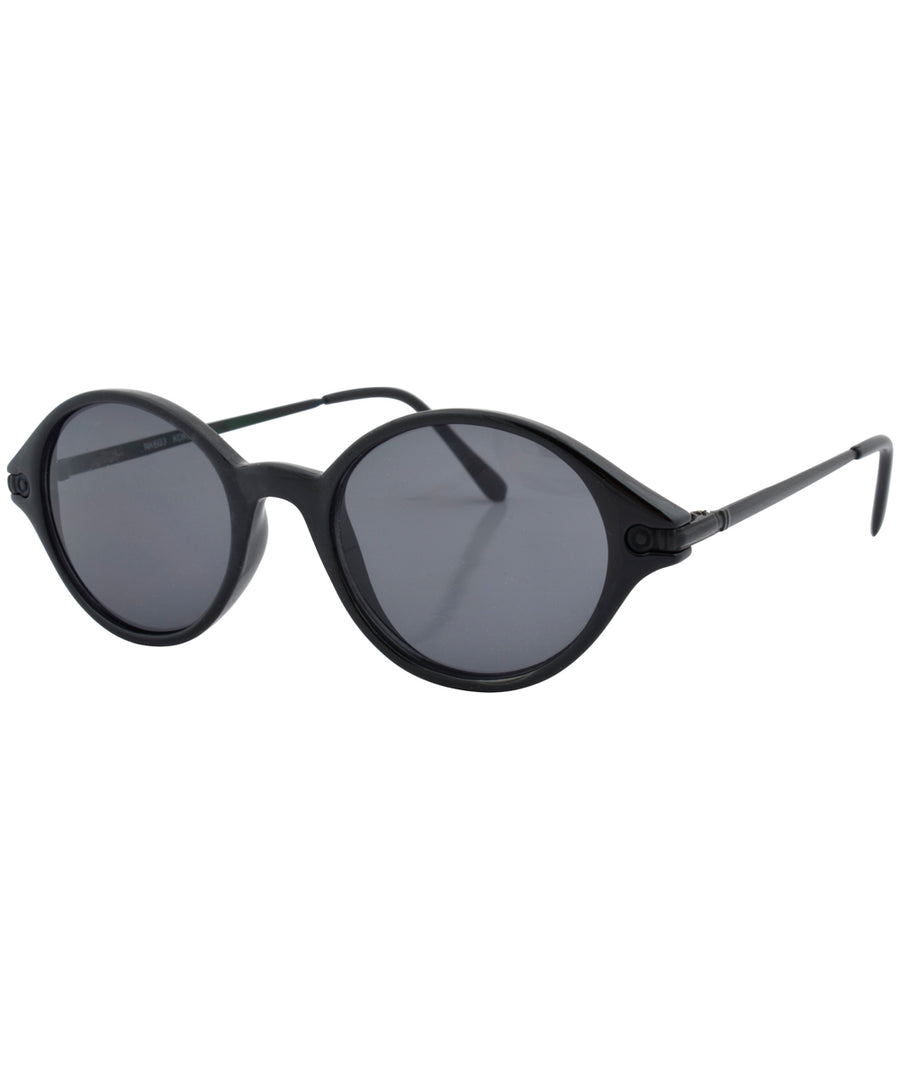 beckett black sunglasses