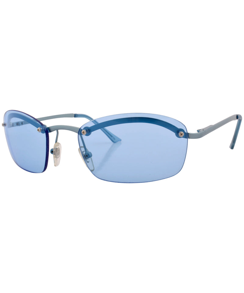spin blue sunglasses