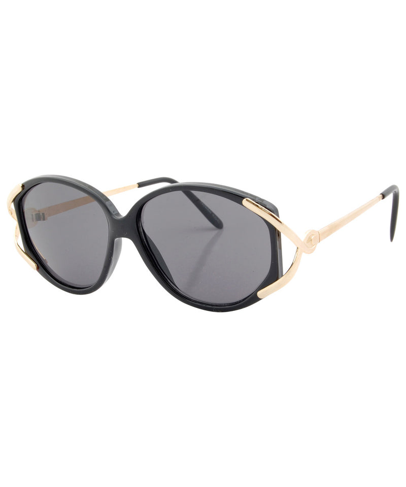 spring black sunglasses