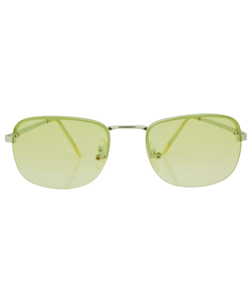 sprinkles green sunglasses