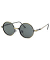 sprung brass sunglasses