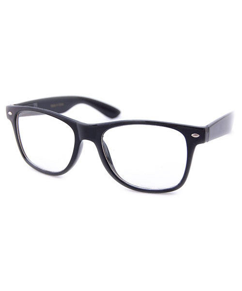 squaresville black sunglasses