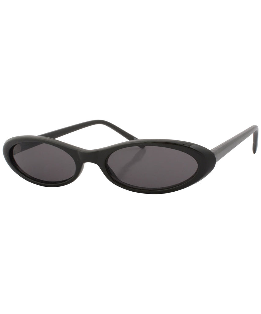 squirt black sunglasses
