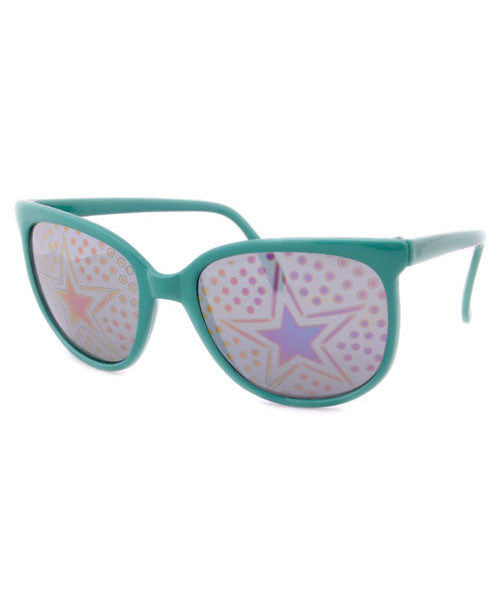 stardot nc green sunglasses