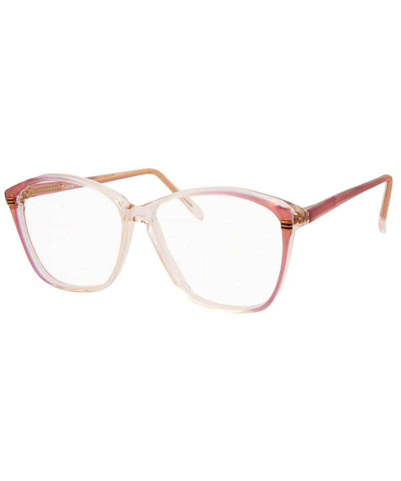 starlee crystal pink sunglasses