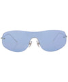 stars blue sunglasses