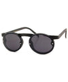 stockton black sunglasses