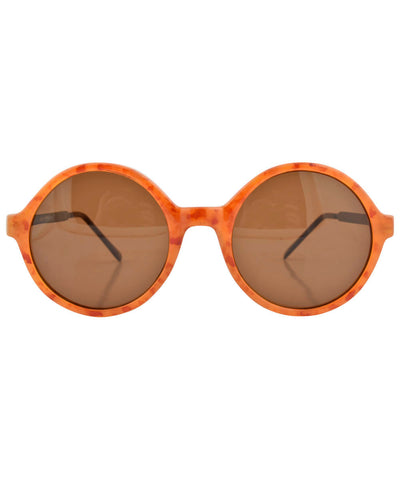 stories amber brown sunglasses