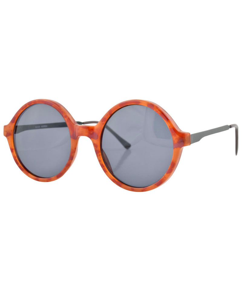 stories amber smoke sunglasses