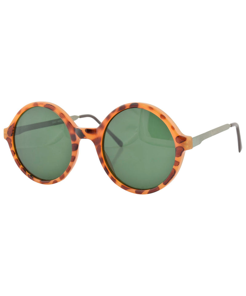 stories demi green sunglasses