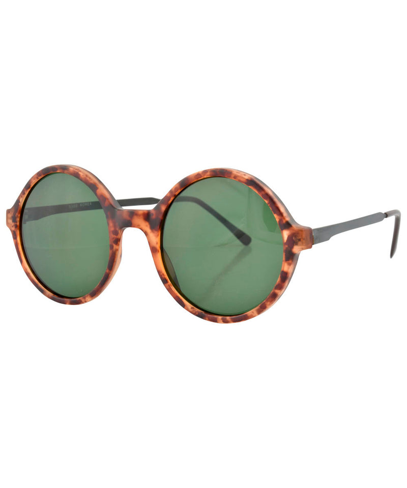 stories toast green sunglasses