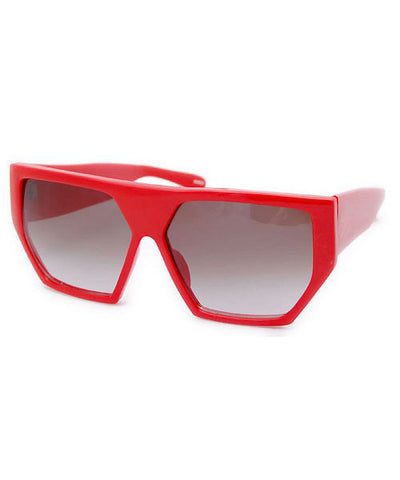 the love red sunglasses