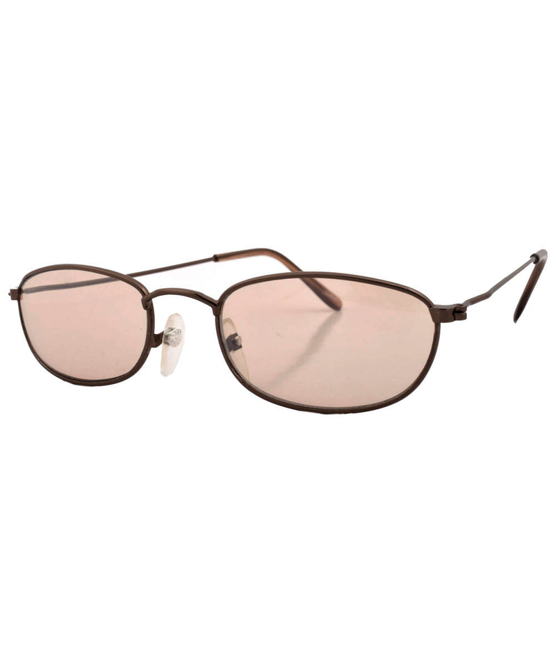 stranger brown sunglasses