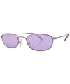 stranger purple sunglasses