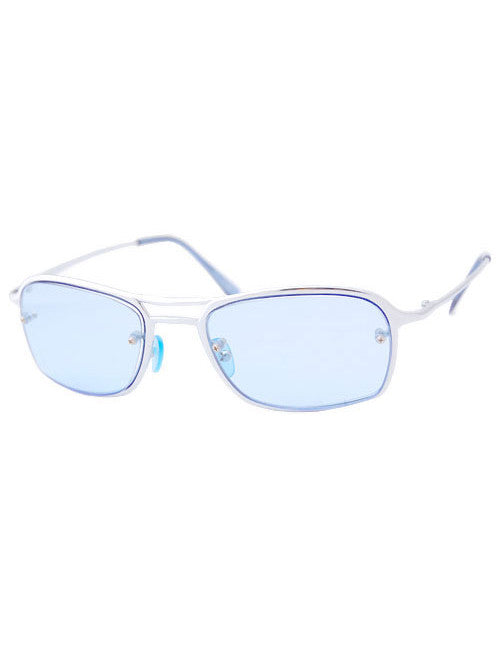 strobe blue sunglasses