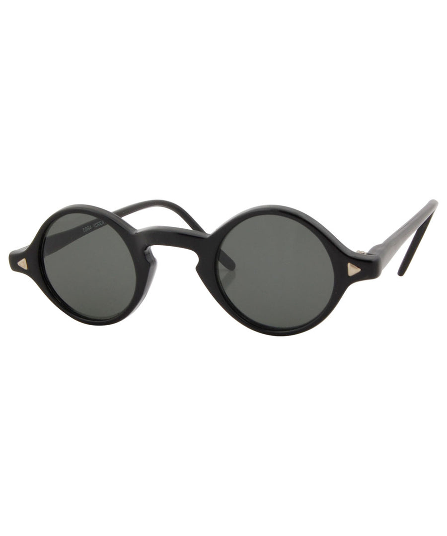 stutz black sunglasses