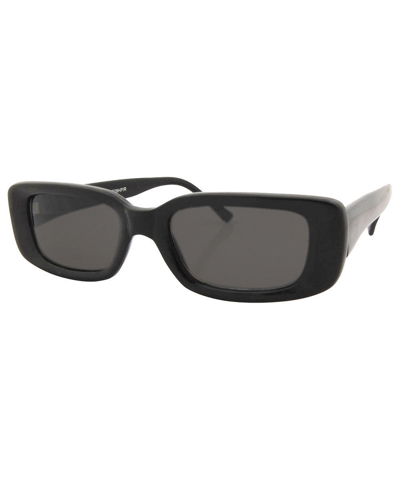 SUCK IT! Black/SD Square Sunglasses