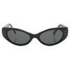 sugar black sunglasses