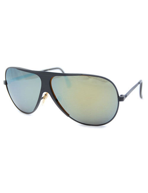 sunset black gold sunglasses