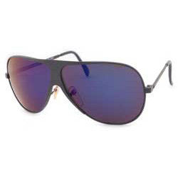 sunset black blue sunglasses