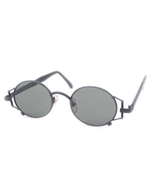 sutton black sunglasses