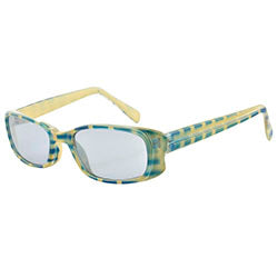 SWIZZLE Buttermint Square Sunglasses