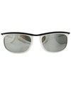 swizz white sunglasses