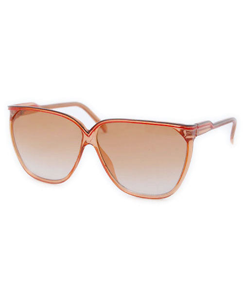 taffy amber sunglasses