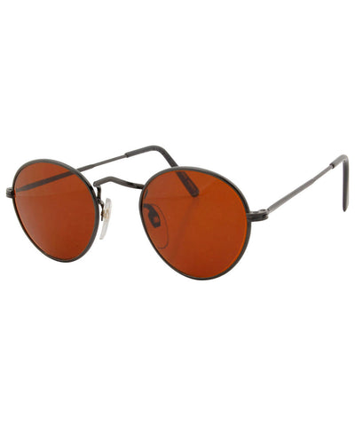 taft black rust sunglasses