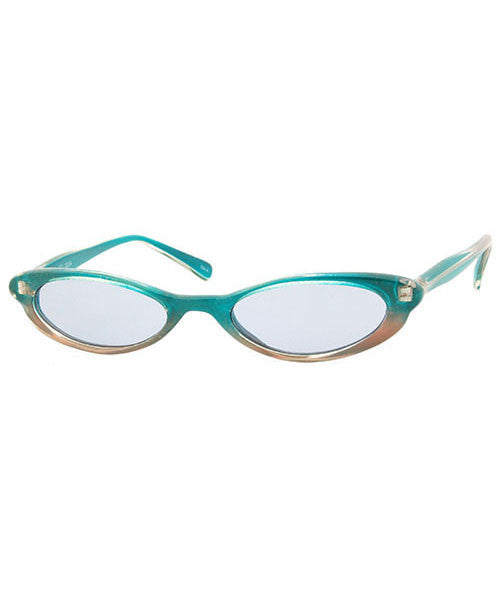 tally blue sunglasses