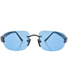 tampa blue sunglasses