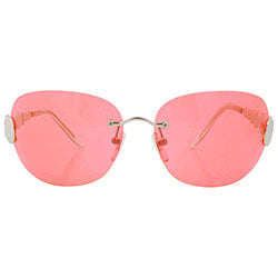 tasty pink sunglasses
