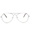 teacher silver sunglasses