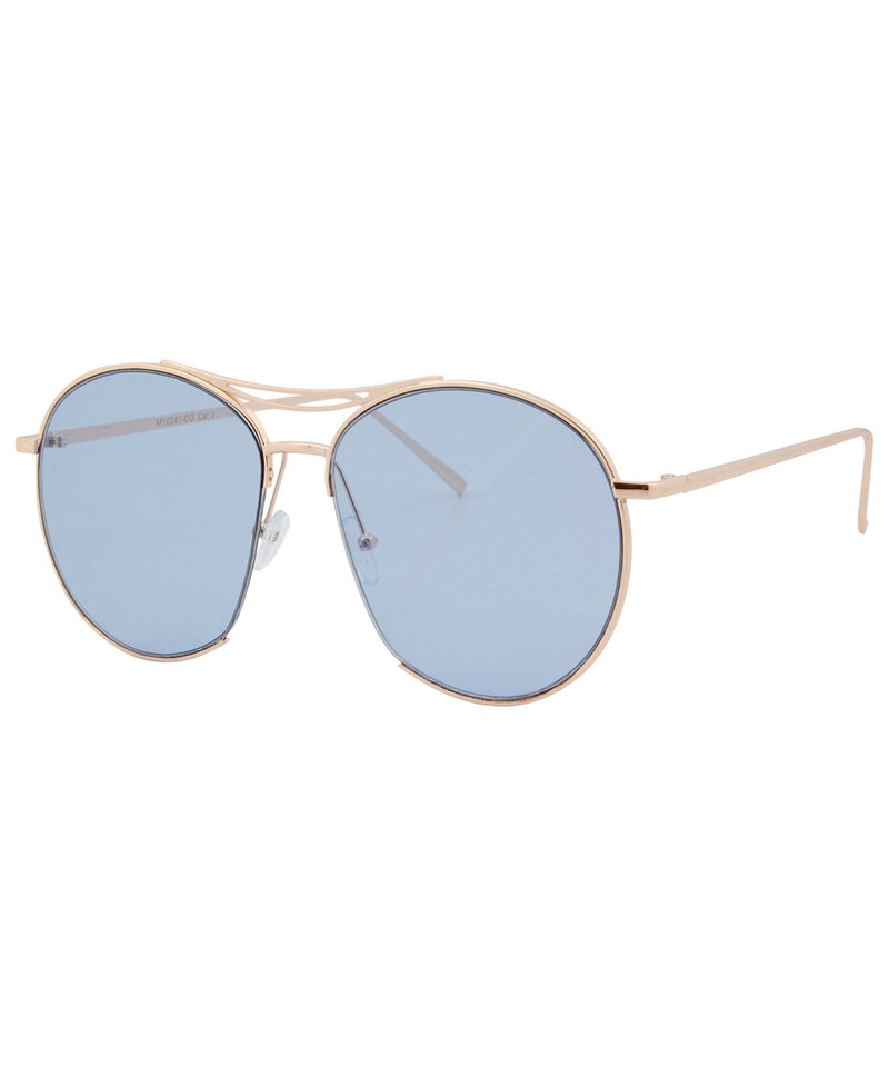 telegraph blue sunglasses