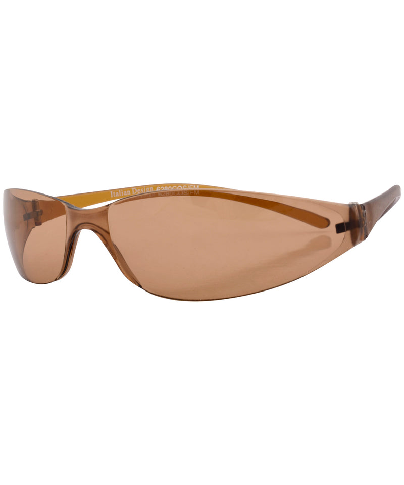 tension brown sunglasses