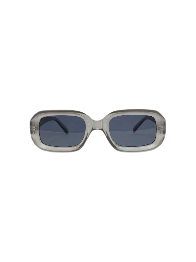 THE BOX Charcoal Square Sunnies