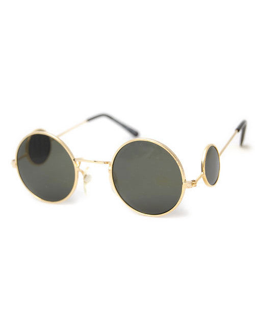the dawn gold sunglasses