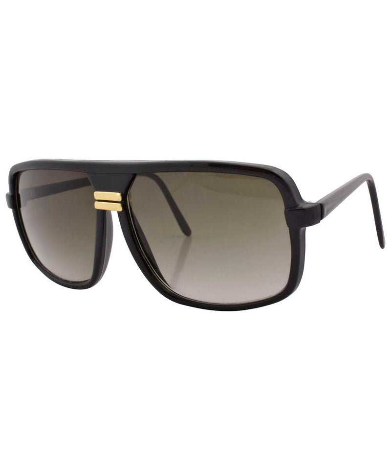 the man black sunglasses