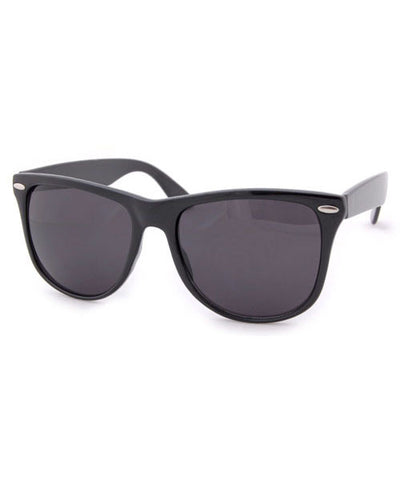 the way black sunglasses