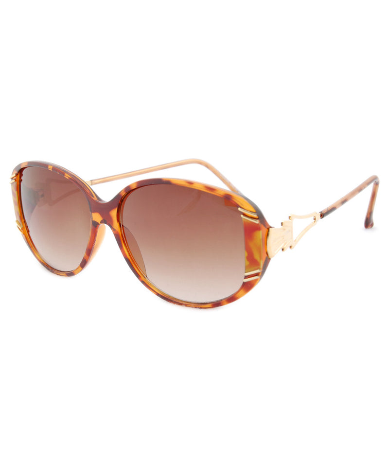 tigre demi calico sunglasses