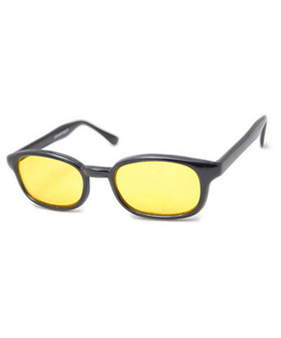 anarchy yellow sunglasses