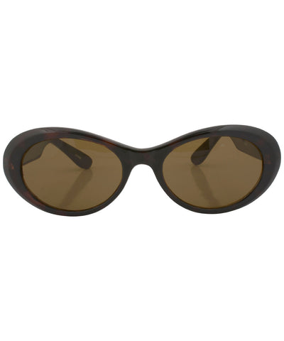 tizzy tortoise brown sunglasses
