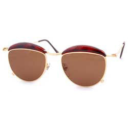 today tortoise gold sunglasses
