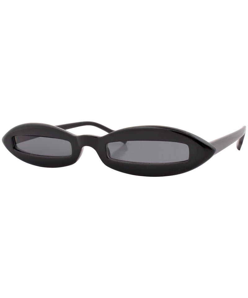 tofu black sunglasses